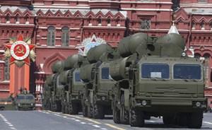 Nga đưa thêm S-400 đến Crimea