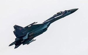 Nga lên tiếng trước thông tin Su-27 tiếp cận máy bay Mỹ ở khoảng cách nguy hiểm