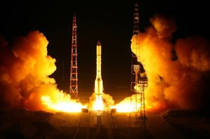 Nga phóng thành công vệ tinh quân sự bằng tên lửa đẩy Proton-M