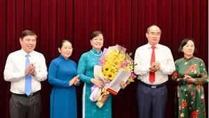 Nghỉ hưu, bà Nguyễn Thị Quyết Tâm vẫn trăn trở về 'vấn đề Thủ Thiêm'