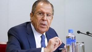 Ngoại trưởng Nga công du Vùng Vịnh