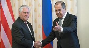 Ngoại trưởng Nga-Mỹ: Đối thoại trong bối cảnh căng thẳng