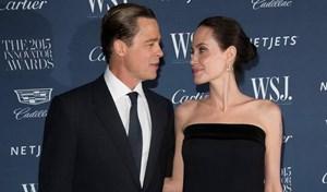 Người nổi tiếng: Gặp lại cặp đôi Angelina Jolie - Brad Pitt