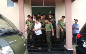 Nguyên giám đốc Công ty thủy sản Nam Sông Hậu bị bắt