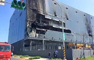 Nhiều lao động Việt Nam thương vong trong vụ hỏa hoạn ở Đài Loan