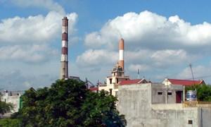 Nhiều nhà máy nhiệt điện than xả hơn chục tấn tro xỉ mỗi năm