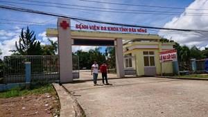 Nhiều sai phạm tại Bệnh viện đa khoa Đắk Nông
