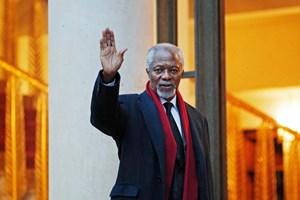 Những phát ngôn ấn tượng của cố Tổng thư ký LHQ Kofi Annan