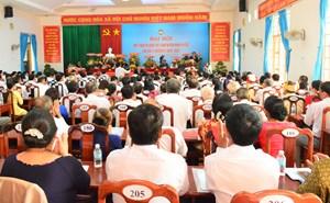 Ninh Thuận: Huyện Ninh Phước tổ chức Đại hội MTTQ Việt Nam lần thứ X