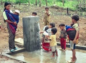 Nan giải quản lý các công trình nước sạch nông thôn
