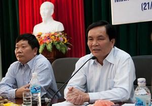 Ông Cấn Văn Nghĩa xin thôi ứng cử vị trí chủ tịch VFF
