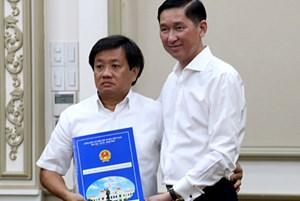 Ông Đoàn Ngọc Hải từ chức Phó Tổng giám đốc sau vài giờ nhận quyết dịnh