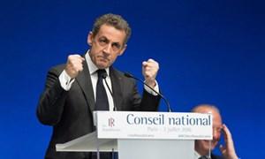 Ông Nicolas Sarkozy tái tranh cử tổng thống Pháp