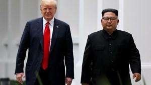 Ông Trump khẳng định sẽ sớm gặp nhà lãnh đạo Triều Tiên Kim Jong-un