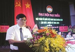 Vì một Thừa Thiên-Huế phát triển nhanh và bền vững