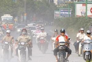 Báo động các bệnh do ô nhiễm không khí