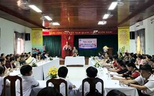 Tọa đàm 'Phòng chống bạo lực, xâm hại phụ nữ, trẻ em'