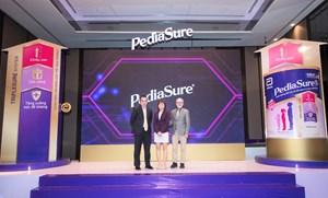 Ra mắt PediaSure công thức mới tại Việt Nam