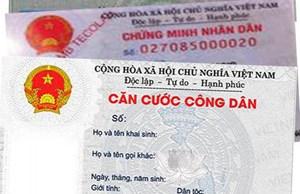 Phải đính chính nhiều loại giấy tờ khi đổi sang thẻ căn cước?