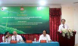 Phát huy vai trò của tôn giáo tham gia bảo vệ môi trường