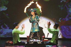 Phê duyệt đề án bảo tồn Tín ngưỡng thờ Mẫu
