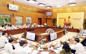 Phiên họp thứ 28 của Ủy ban Thường vụ Quốc hội