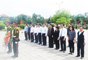 Phó Chủ tịch Thường trực Quốc hội làm vệc tại tỉnh Quảng Trị