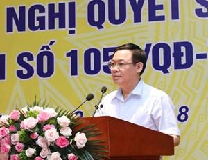 Phó Thủ tướng: Ngành ngân hàng đang bước vào thời kỳ lịch sử