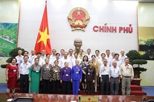 Phó Thủ tướng Thường trực tiếp đoàn người có công tỉnh Tiền Giang