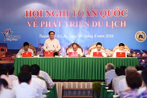 Phó Thủ tướng Vương Đình Huệ: 'Nguy cơ tụt hậu của du lịch Việt Nam rất lớn'
