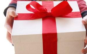 Không được nhận quà tặng dưới mọi hình thức
