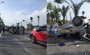 Hà Nội: Xác định danh tính tài xế gây tai nạn liên hoàn ở Thanh Oai