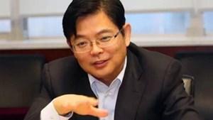 Quan chức Trung Quốc 'ngã ngựa' vì nghi chuyển bí mật tàu sân bay cho nước ngoài