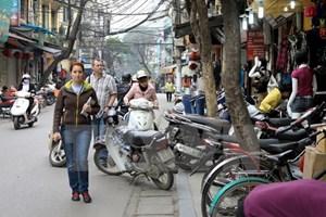 Quận Hoàn Kiếm sẽ xóa xong điểm lấn chiếm vỉa hè trong tháng 3