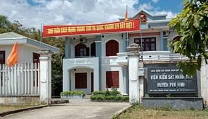 Quảng Nam: Khai trừ đảng nguyên Chủ tịch xã Tam Đại