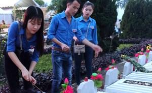 Quảng Nam:  Thắp nến tri ân các anh hùng liệt sĩ
