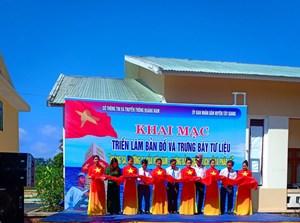 Quảng Nam: Trưng bày tư liệu 'Hoàng Sa, Trường Sa của Việt Nam - Những bằng chứng lịch sử và pháp lý'