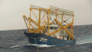 Quảng Ngãi: Lai dắt tàu cá và 7 ngư dân gặp nạn vào bờ an toàn
