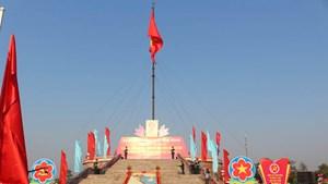 Quảng Trị: Xúc động Lễ Thượng cờ Thống nhất non sông