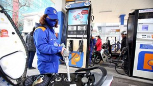 Quỹ bình ổn giá xăng dầu âm hơn 620 tỷ đồng