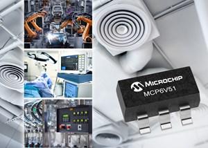 Ra mắt bộ khuếch đại thuật toán 45V bổ sung bộ lọc nhiễu điện từ
