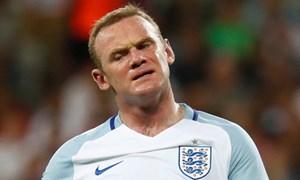 Rooney nên giã từ đội tuyển Anh