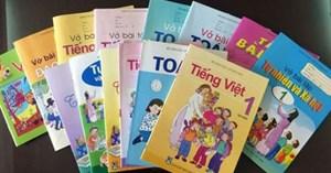Bộ GDĐT chính thức nhận hồ sơ thẩm định sách giáo khoa lớp 1
