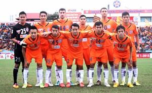 SHB Đà Nẵng tham gia Giải bóng đá Toytota