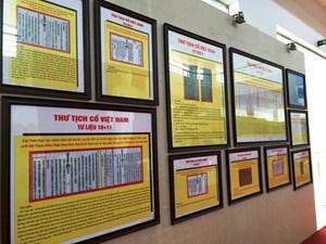 Số hóa kho tài liệu lưu trữ trước năm 1975 tại Huế
