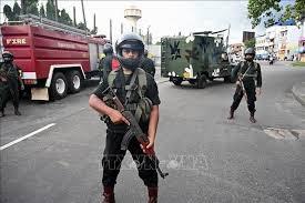 Sri Lanka đóng cửa Ngân hàng Trung ương do an ninh