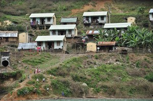 Tái định cư thủy điện còn nhiều khó khăn