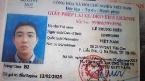 Tài xế Mercedes tông chết 2 phụ nữ ở hầm Kim Liên có nồng độ cồn tới 0,751 mg