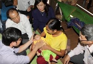 Tân Phú - TP Hồ Chí Minh: Hơn 50% hộ gia đình chưa thực hiện phòng chống dịch Zika