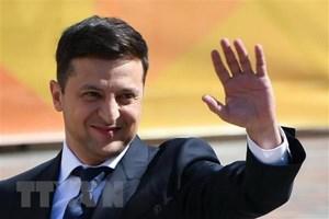 Tân Tổng thống Ukraine tuyên bố giải tán Quốc hội
